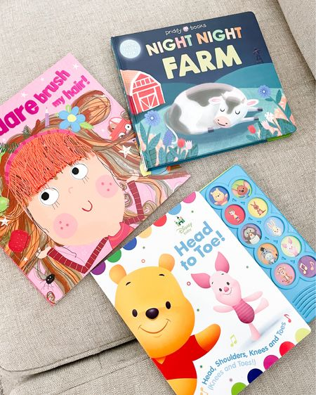 New books for the kiddos! http://liketk.it/3iTwR #liketkit @liketoknow.it #LTKfamily