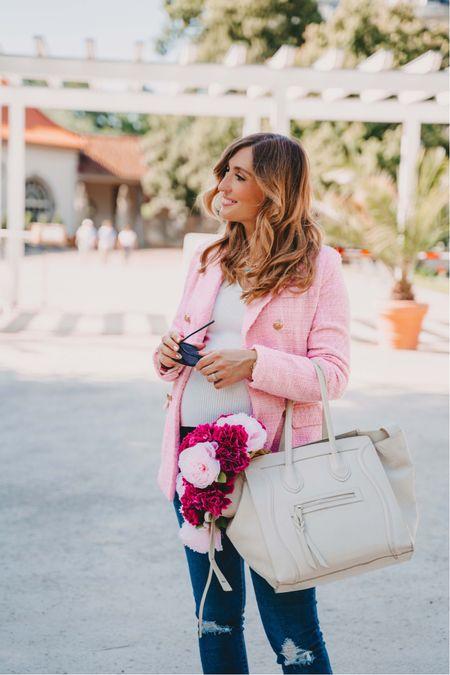 In der Schwangerschaft habe ich fast ausschließlich Sachen gekauft, die mir auch noch danach passen. Wie zum Beispiel dieser wunderschöne Blazer (generell liebe ich es Blazer zu tragen) 💓 darüber freue ich mich jetzt natürlich sehr. Wie macht ihr es in der Schwangerschaft?   #LTKunder50 #LTKbump #LTKstyletip