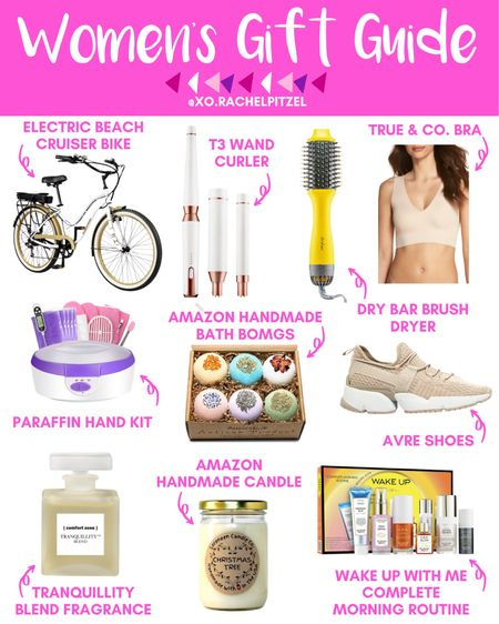 Women's Gift Guide!🎁💕  XO Rachel Pitzel | #xorachelpitzel #LTKgiftspo @liketoknow.it.home #LTKunder50 #LTKunder100 @liketoknow.it #liketkit http://liketk.it/33ZSt