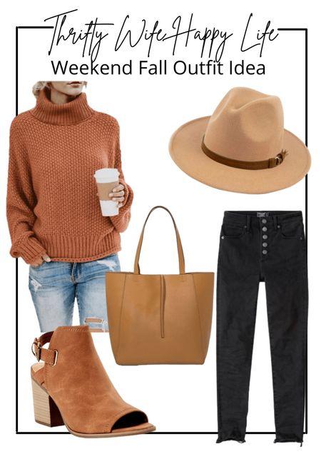 Fall weekend outfit inspiration!   #LTKstyletip #LTKunder100 #LTKSeasonal