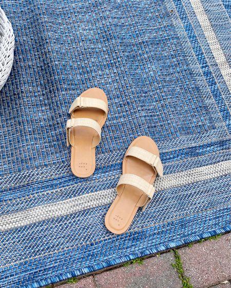 Cute target sandals #target #spring http://liketk.it/3e4fC #liketkit @liketoknow.it