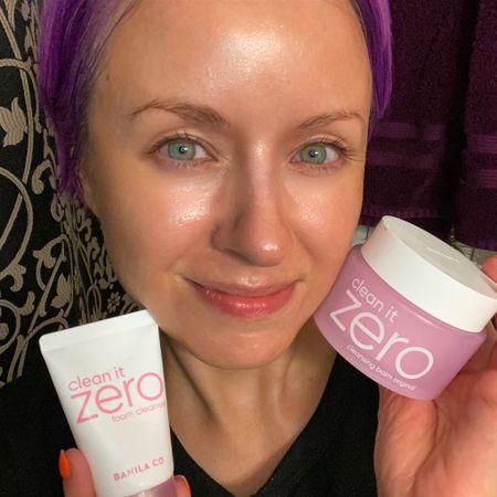 Loving 🥰 my new Banila Co facial cleansing products!  #steffsbeautystash   #LTKunder50 #LTKbeauty #LTKsalealert