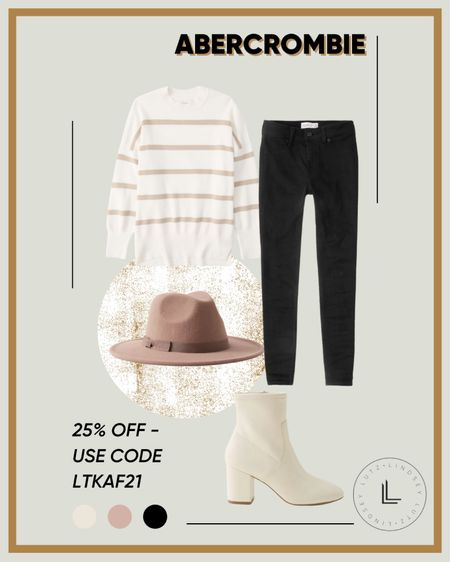 #LTKSALE - Abercrombie outfit, fall outfit Inspo, fall outfit ideas   #LTKSale #LTKSeasonal #LTKsalealert