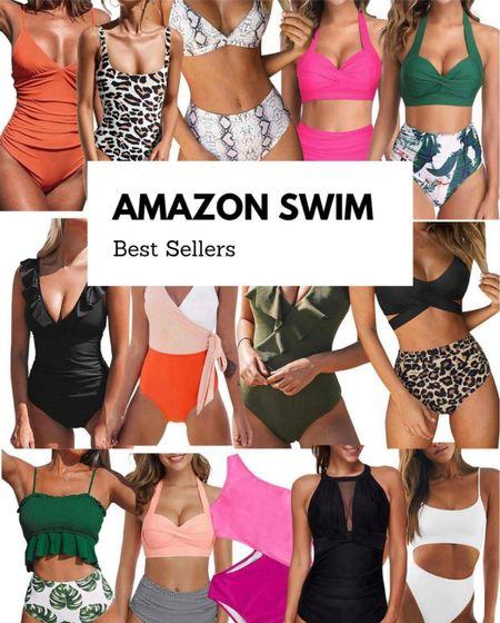 Swimsuit, amazon fashion, vacation outfit #ltkstyletip #ltkseasonal   #LTKswim #LTKtravel #LTKunder50 http://liketk.it/3e4LR #liketkit @liketoknow.it