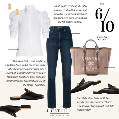 Great style can happen at any price point, so I've done a round up of high and low price points on many of my favorite shoes to wear in the fall. Some are seasonal specific to cooler weather, but a few can be worn year round. Whether you choose to invest or to save, you'll find options in nearly all budgets! Drop a comment below on another category you'd like to see done this way. Handbags? Sweaters? Denim? I'll pick the top request and put something together for y'all!     #LTKstyletip #LTKshoecrush #LTKitbag