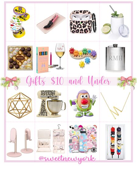 Holiday Gift Guide! Gifts on a budget Holiday gifts $10 and under http://liketk.it/30d3P #liketkit @liketoknow.it #LTKfamily #LTKkids #LTKunder50