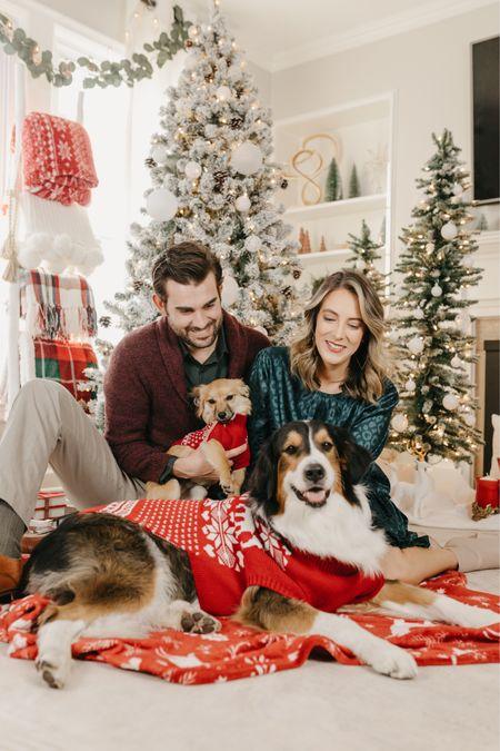 Christmas card holiday photo shoot outfit ideas! Quarantine Christmas http://liketk.it/33zcw #liketkit @liketoknow.it #StayHomeWithLTK #LTKunder100 #LTKstyletip