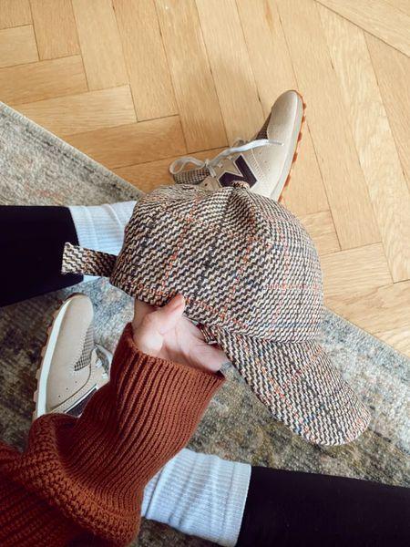 Fall hat 🤍    #LTKshoecrush #LTKunder50 #LTKSeasonal