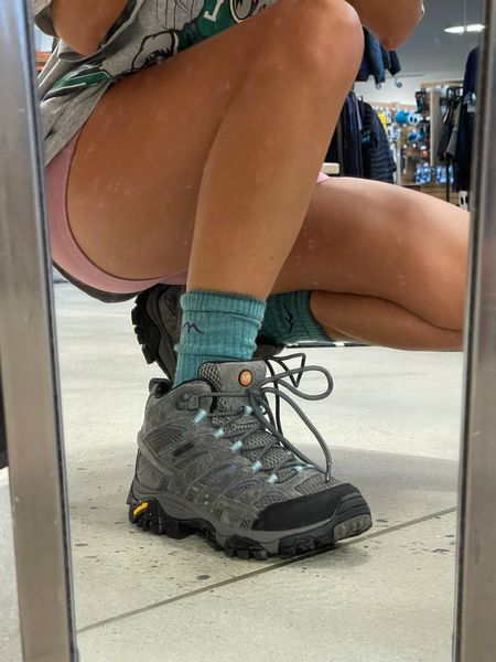 Boots: sized 1/2 up Socks come in other colors   #LTKtravel #LTKshoecrush #LTKfit