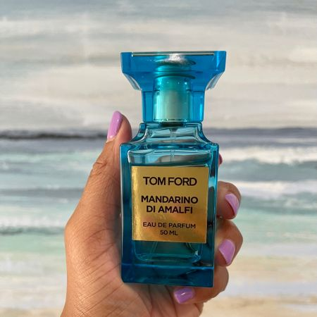 Tom Ford Mandarino di Amalfi is one of my favorite refreshing summer scents! I'm sharing all of my favorite refreshing fragrances over on my YouTube channel today! What's the scent that instantly makes you feel refreshed?  #mandarinodiamalfi #summerfragrance #summerperfume #refreshingfragrances #LTKbeauty #LTKtravel    Shop your screenshot of this pic with the LIKEtoKNOW.it shopping app http://liketk.it/3fGFz #liketkit @liketoknow.it
