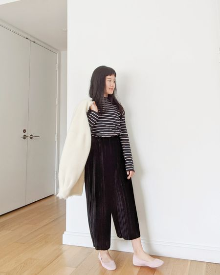 Knitted flats as in-home shoes http://liketk.it/31Rsf @liketoknow.it #liketkit #LTKstyletip #LTKunder100 #LTKshoecrush #LTKhome #LTKworkwear #LTKgiftspo @liketoknow.it.home