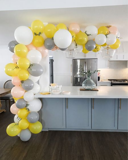 Balloon arch details 🎈 http://liketk.it/3dQqu #liketkit @liketoknow.it