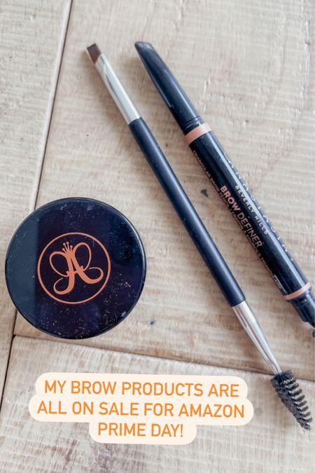 My brow products are on sale today for amazon prime day! http://liketk.it/3i7v3 #liketkit @liketoknow.it #LTKunder50 #LTKbeauty #LTKsalealert