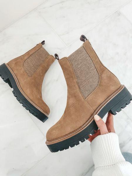 Current favorite boots! They run tts  #LTKshoecrush