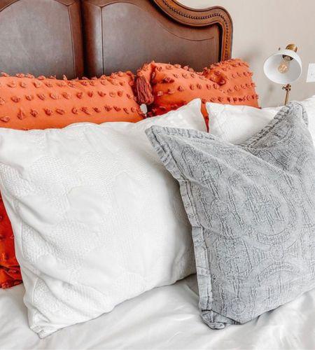 Bedroom Details 💛  #bedroominspo #targetfinds #bedding #homedecor #bedroomdecor   #LTKhome #LTKunder50 #StayHomeWithLTK