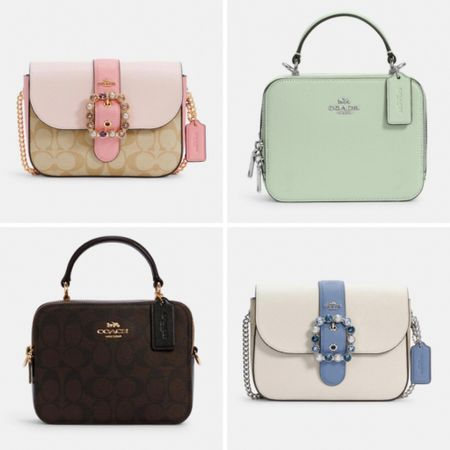 This is the last day to shop the 50% off sale that they are hosting with the Disney collection before it opens to the public! If you make a free account, you can shop it before anyone else. If you liked the colors of the Disney collection but didn't want a character on it, they have options without characters with similar colors! #disney #coach #coachoutlet #disneystyle #sale #LTKsalealert #LTKitbag #LTKstyletip #liketkit @liketoknow.it http://liketk.it/3bLix