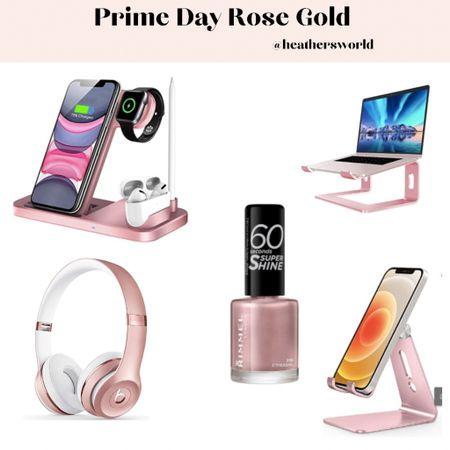 Prime Day Rose Gold   #lktit #primeday #beats #rimmellondon #sale   #LTKbeauty #LTKsalealert #LTKunder50