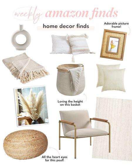 Amazon home decor items, cozy up your home, neutral home decor pieces   #LTKhome