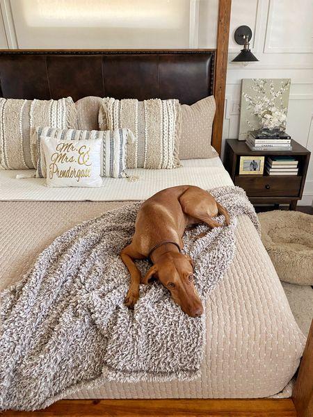 #ad Cozy bedroom refresh with #walmarthome @walmart  #LTKhome #LTKSeasonal