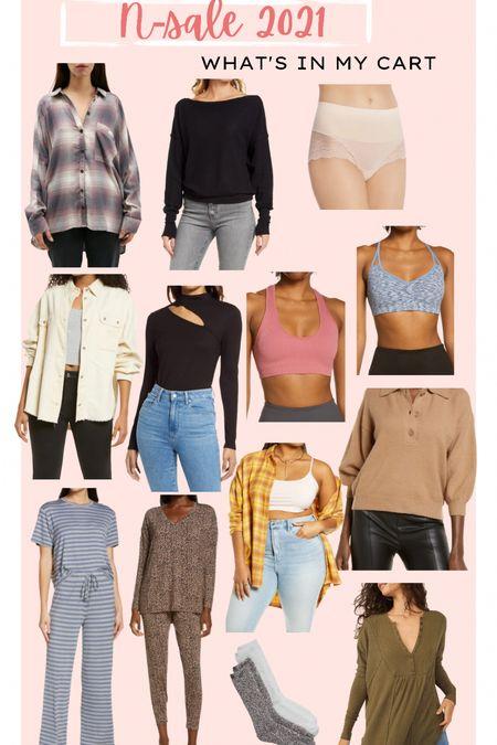 NSALE // top picks // Nordstrom anniversary sale // under $50 // affordable fall fashion   #LTKunder50 #LTKsalealert #LTKSeasonal