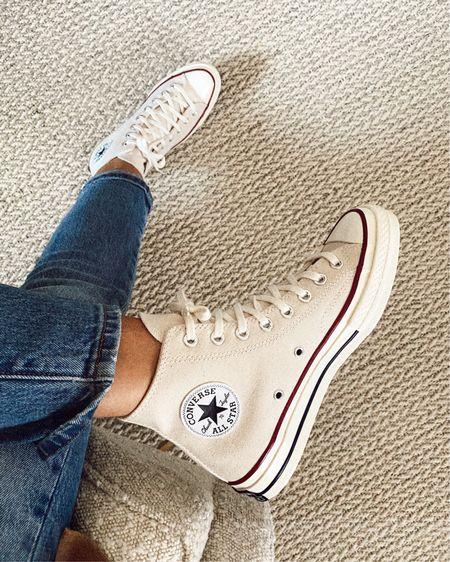 The sneakers that never go out of style! (TTS)    http://liketk.it/3aY7j #liketkit @liketoknow.it #LTKshoecrush #LTKstyletip #LTKunder100 #converse