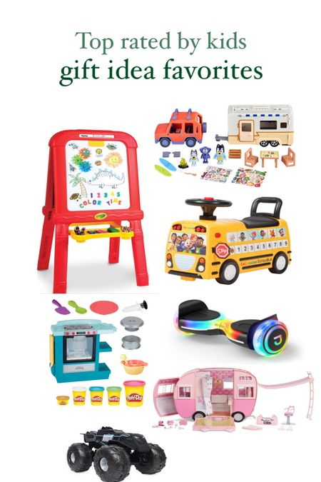 #ad starting your Christmas shopping yet?  These TRBK toys take the hassle out of finding the perfect gift! #topratedbykids  #LTKHoliday #LTKGiftGuide #LTKSeasonal