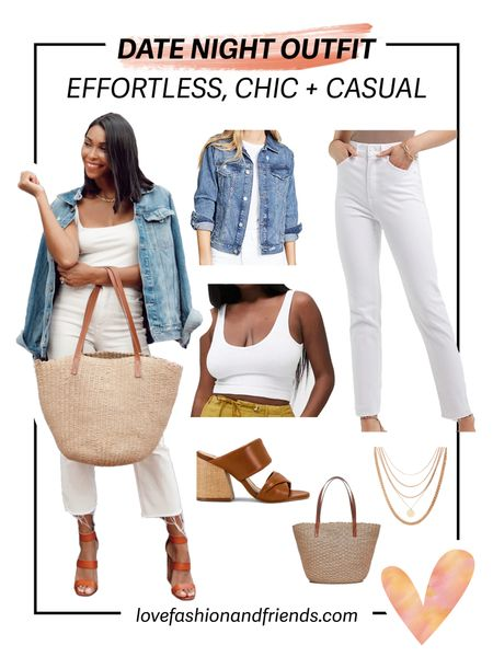 Summer outfits, sandals, date night outfit http://liketk.it/3iSWZ #liketkit @liketoknow.it #LTKunder100 #LTKunder50 #LTKstyletip