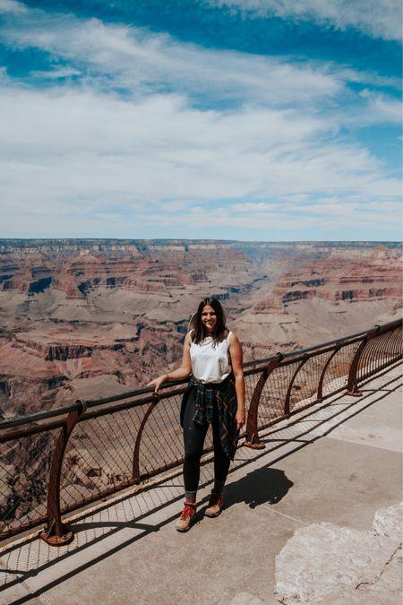 Grand Canyon National Park South Rim   #LTKtravel #LTKfit #LTKunder50