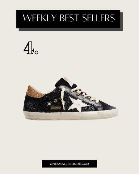 Black golden goose sneakers for fall 🖤🍁   #LTKshoecrush #LTKstyletip #LTKSeasonal