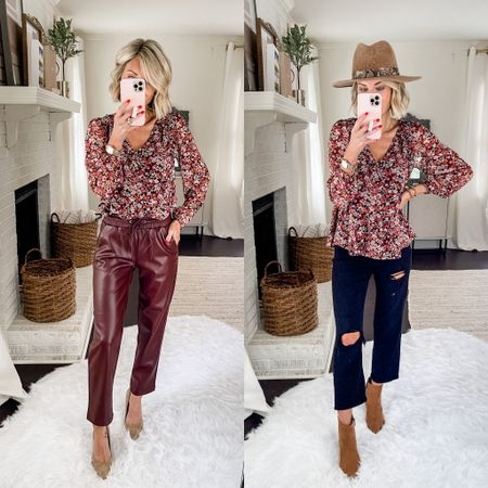 Two ways to style this adorable Loft shirt!   #LTKstyletip