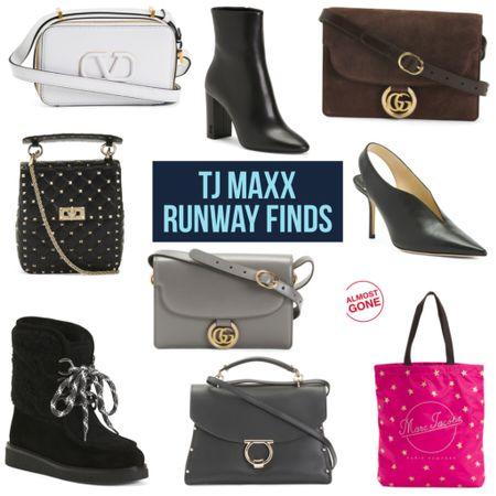 TjJ Maxx Designer Runway Finds! Links in LTK  #marcjacobs #tjmaxx #maxxinista #saintlaurent #ysl #Styleblogger #valentino #gucci #LTKitbag #LTKshoecrush #LTKsalealert @liketoknow.it #liketkit http://liketk.it/2ZIDI