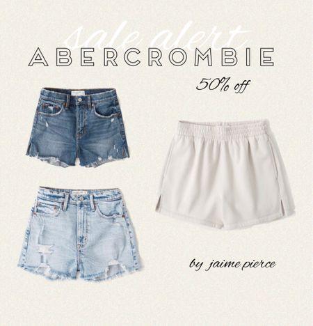 #abercrombie #sale #halfoff   #LTKunder50 #LTKsalealert #LTKstyletip
