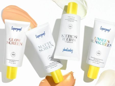 http://liketk.it/3gJZG #liketkit @liketoknow.it #supergoop #sale #sunscreen #summer Use code SUMMER20 to get 20% off + free shipping over $50