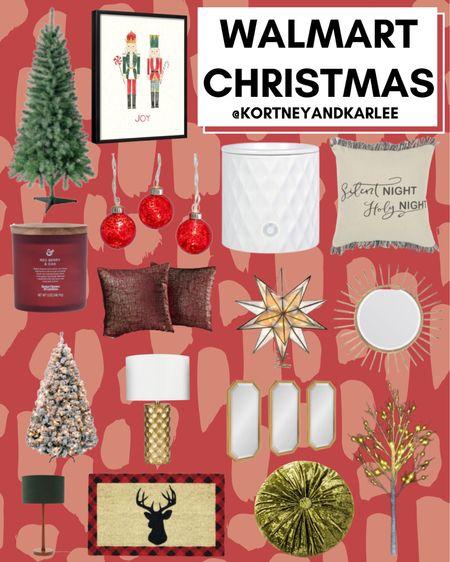 Walmart Christmas!  Walmart Christmas Decor! Christmas home decor | Walmart Christmas finds | Walmart Christmas favorites | Walmart Christmas home decor | Walmart home decor | walmart decor | walmart home finds | walmart home favorites | Walmart home decor favorites | new Walmart home decor | Walmart winter home decor | winter home decor | winter home decor from Walmart | Kortney and Karlee | #Kortneyandkarlee @liketoknow.it #liketkit  #LTKunder50 #LTKunder100 #LTKsalealert #LTKstyletip #LTKSeasonal #LTKHoliday #LTKhome