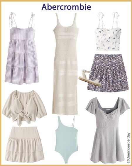 ABERCROMBIE Summer Outfits    http://liketk.it/3hT27 @liketoknow.it #liketkit #LTKDay #LTKsalealert #LTKunder50 #LTKfit #LTKswim #LTKtravel #LTKwedding #LTKshoecrush #LTKworkwear #LTKSeasonal #sandals #LTKSpring #summerfashion #bikini #vacationoutfit #dresses #dress #maxidress #mididress #summer #whitedress #swimwear #whitesneakers #swimsuit #targetstyle #fathersday #weddingguestdress #graduationdress #4thofjuly #coffeetable #summeroutfit #sneakers #tiedye #amazonfashion   4th Of July   Graduation Dress   Graduation Dresses   Summer Fashion   Summer   Bedding   Father's Day   Fathers Day   Console Table Decor   Console Table   Vacation Outfits   Laundry Room   White Dress   Kitchen Decor   Spring Outfits   Tie Dye   Swim   Patio Furniture   Beach Vacation   Summer Dress   Maxi Dress   Midi Dress   Bedroom   Swimwear   Home Decor   Bathing Suit   Jumpsuits   Business Casual   Dining Room   Living Room     Cosmetic   Summer Outfit   Beauty   Makeup Bag   Purse   Silver   Rose Gold   Abercrombie   Organizer   Travel Airport Outfit   Surfer Girl   Surfing   Shoes   Sandals   Victoria Emerson   Apple Band   Handbags   Wallets   Polka Dot   Sunglasses   Heels   Swimsuit   Leopard Print   Swimwear   Crossbody   Nsale   Nordstrom   Eletronics  Luggage Set   Luggage   Weeding Guest Dresses   Leopard   Walmart Finds   Accessories   Sleeveless   Booties   Boots   Slippers   Jewerly   Amazon Fashion   Walmart   Bikini   Masks   Tie-Dye   Short   Biker Shorts   Shorts   Capris   Denim   Pump   Red   Yoga   Artificial Plants   Sneakers   Maxi Dress   Crossbody Bag   Hats   Bathing Suits  Plants   Spring   BOHO   Nightstand   Candles   Amazon Gift Guide   Amazon Finds   Target Style   Doormats   Gift guide   Men's Gift Guide   Mat   Rug   Cardigan   Cardigans   Track Suits   Family Photo   Sweatshirt   Jogger   Sweat Pants   Pajama   Pajamas   Cozy   Slippers   Jumpsuit   Mom Shorts Denim Shorts   Jeans Shorts   white boots   Holiday Dresses  wedding guest dresses   Old Navy   bla