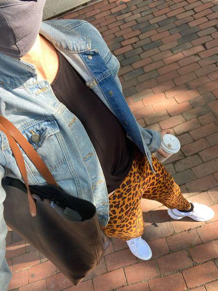 Early morning workout, fitness instructor, barre, sculpt, cheetah, animal print, fall workout outfit, finding beauty mom  #LTKstyletip #LTKfit #LTKsalealert