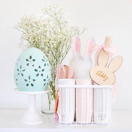 Baking bin bunny style   #LTKkids #LTKhome #LTKSpringSale