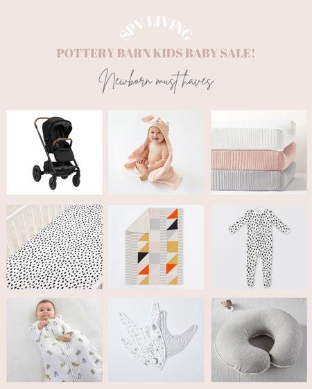 Pottery Barn Kids Sale! Must have baby items for newborns to toddlers.   #LTKbump #LTKkids #LTKbaby