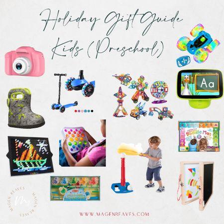 Gift Guide for Kids (preschool)  #LTKSeasonal #LTKGiftGuide #LTKHoliday