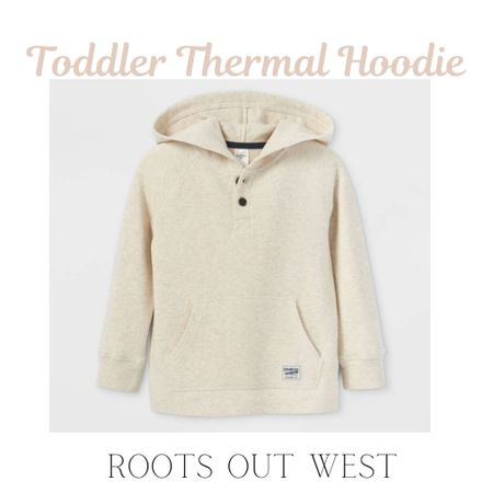 $10 toddler hoodie. We have this for our girls.   #LTKfamily #LTKkids #LTKSeasonal