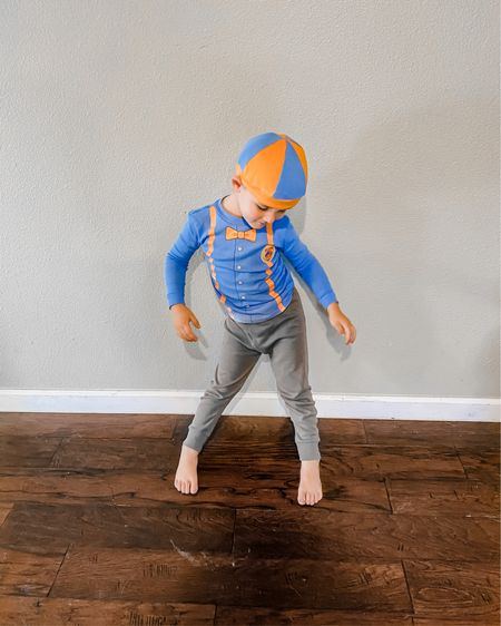 He's been saying that he's not the biggest fan of Blippi anymore, but he sure jumped with joy when he saw this set 😂🤣  - Is your little one a Blippi fan? Don't miss the opportunity to get these jammies! So cute and soft! Just screenshot this pic and open your @liketoknow.it app and follow the link!  http://liketk.it/2WblX   #liketkit #LTKbaby #LTKkids