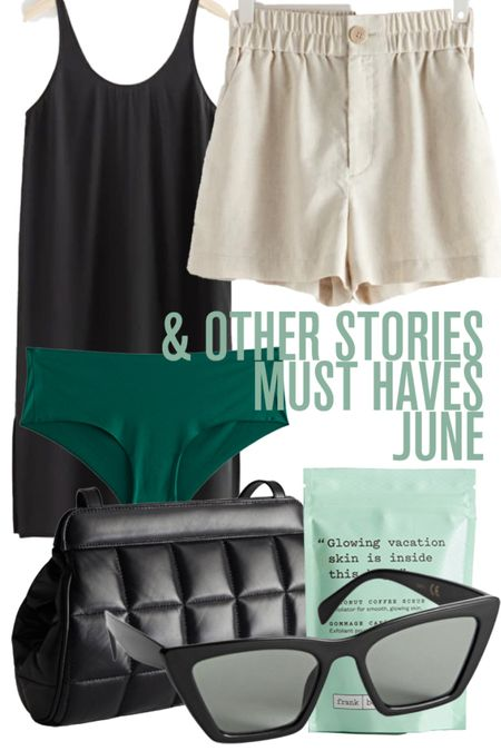 http://liketk.it/2QaET #liketkit @liketoknow.it & other stories, & other Stories Must Haves June, June Must Haves, Favorites for Summer