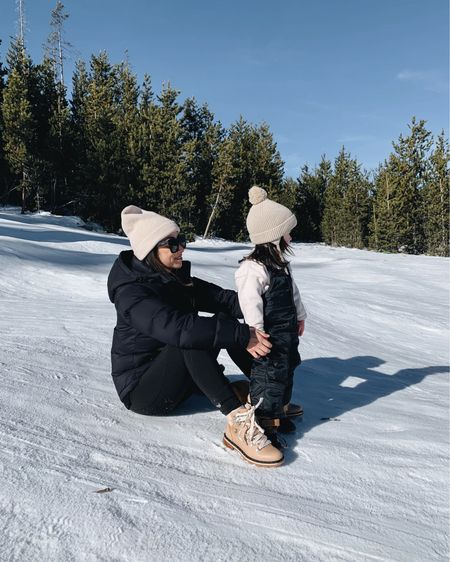 The Da Silva's take the snow 🤪. We had a blast sledding today. The sun was shining and we found some really great hills 💪🏼. More of our day in Stories. http://liketk.it/36m7q #liketkit @liketoknow.it