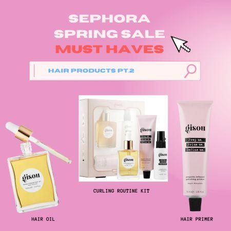 Sephora Speing Sale Must Haves  HAIRD EDITION pt. 2 🧖♀️ #sephora #sale #sephorasale #sephoraspringsale #gisou #hair http://liketk.it/3cUU1 #liketkit @liketoknow.it #LTKbeauty #LTKsalealert #LTKunder50 @liketoknow.it.home
