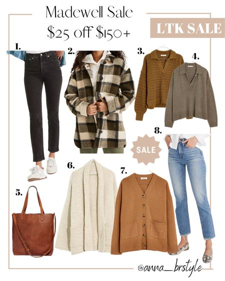 madewell sale #anna_brstyle  #LTKSale