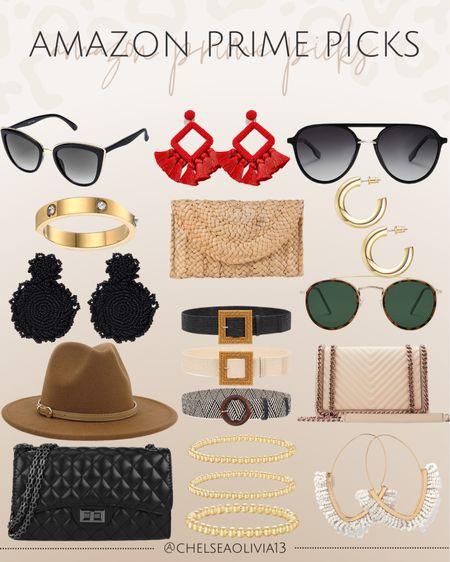 Amazon Prime Picks - Affordable Prime Day Accessories I'm Loving ✨  #amazonjewelry #amazonaccessories #amazonfashion #amazonprimeday #amazonfinds #primedaydeals #primedayfashion  #LTKsalealert #LTKunder50 #LTKstyletip