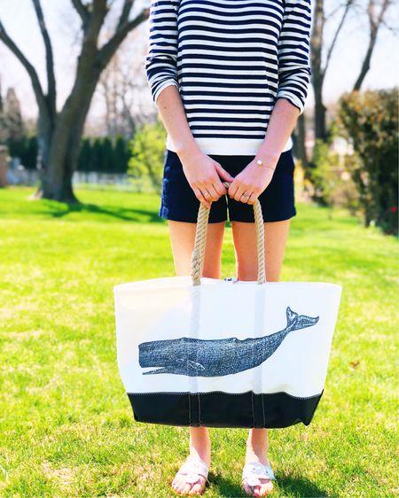 A whaley cute tote for summer! 🐳☀️ http://liketk.it/3e2VZ #liketkit @liketoknow.it