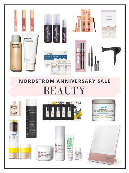 The Nordstrom Anniversary Sale is now open to all cardholders. Here are our top picks for beauty, including makeup, skincare and hair care http://liketk.it/3jRC9 #liketkit @liketoknow.it #LTKsalealert #LTKbeauty #LTKunder100
