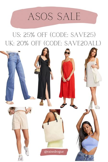 20-25% OFF EVERYTHING!  20% off in UK with code: SAVE20ALL 25% off in US with code: SAVE25    #LTKunder50 #LTKunder100 #LTKsalealert
