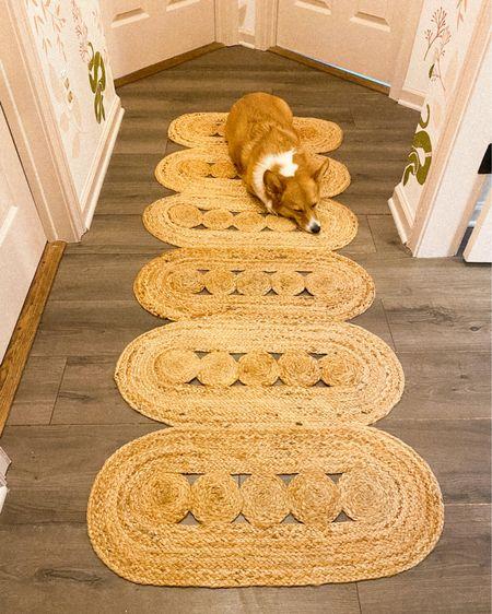 Hallway rug is pup approved http://liketk.it/3hOPp #liketkit @liketoknow.it #LTKunder50 #LTKhome @liketoknow.it.home